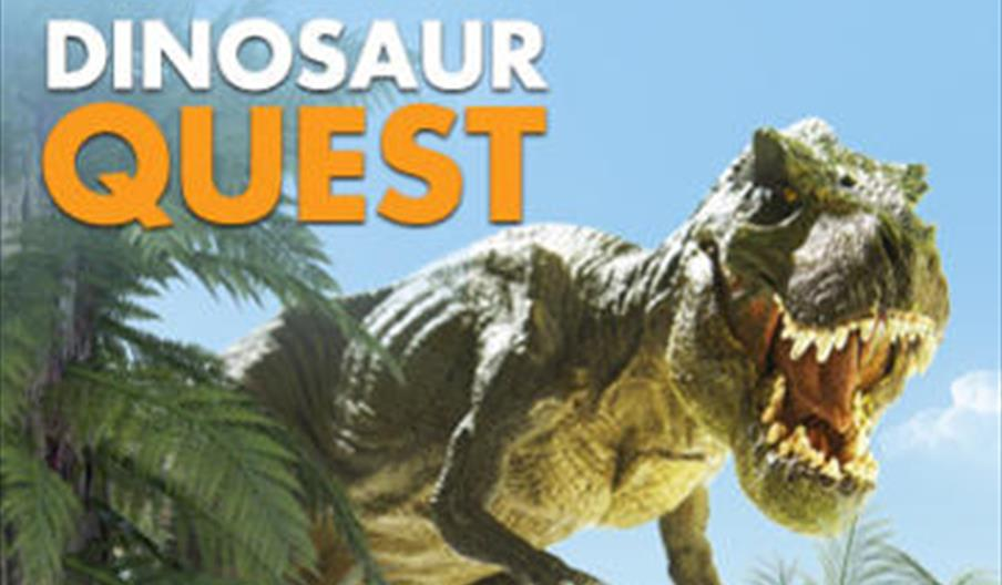 Dinosaur Quest - Easter Underground - Kents Cavern