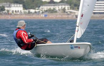 Laser Master Nationals, Torquay, Devon