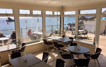 Meadfoot Beach Cafe Torquay