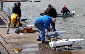 OMRA Model Powerboat Race