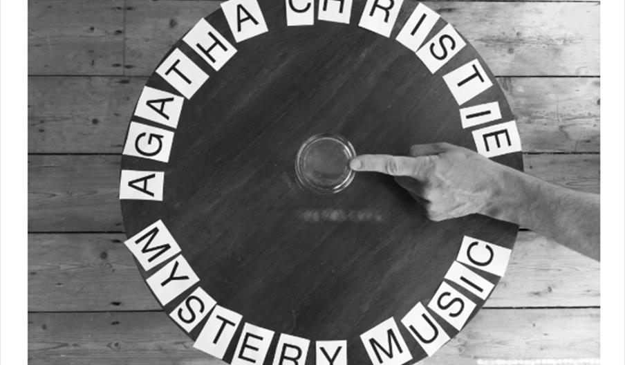 Mystery Music by Trio of Men & Guests, Palace Theatre, Paignton, Devon