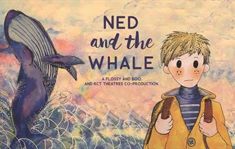 Ned and the Whale, Brixham, Devon