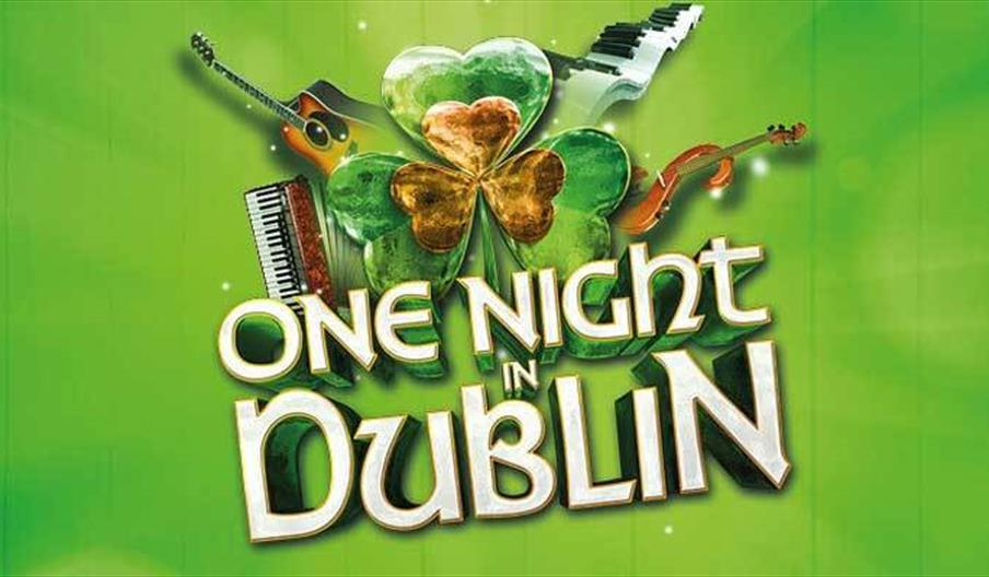 One Night in Dublin, Babbacombe Theatre, Torquay, Devon