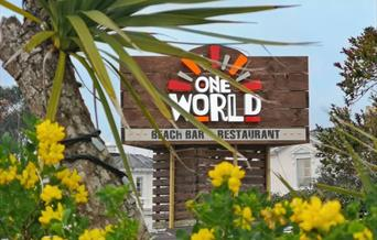 One World Cafe and Bistro, Torquay, Devon