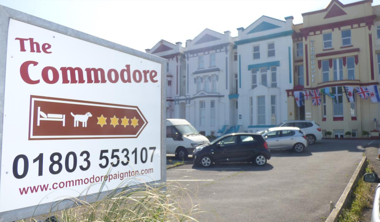 The Commodore R & R, quality self catering accommodation, Paignton, Torbay, Devon