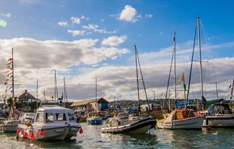 Paignton Harbour Festival Day