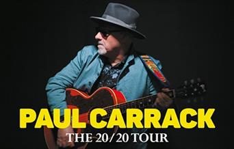Paul Carrack, Princess Theatre, Torquay, Devon