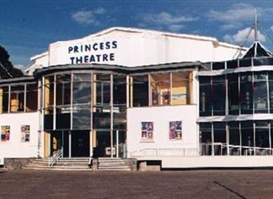 Princess Theatre - Visitor Information Point