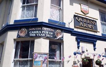 Queens Arms Brixham