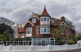 Redcliffe Lodge at Paignton, Devon
