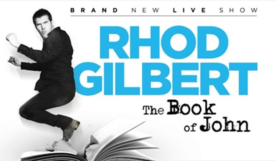 Rhod Gilbert - The Book of John