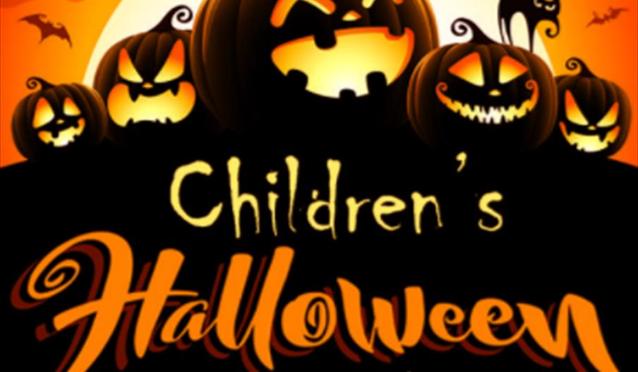 Children's Halloween Party - Riviera International Centre, Torquay, Devon