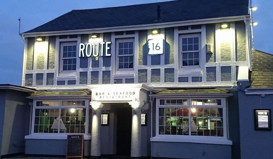 Route 16 Bar & Seafood