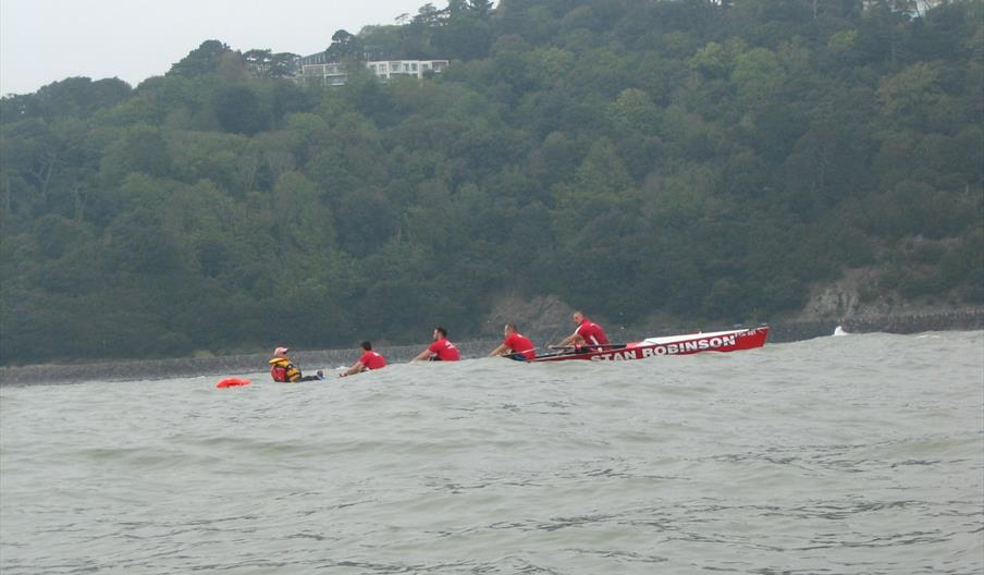 Torbay Royal Regatta Rowing Events
