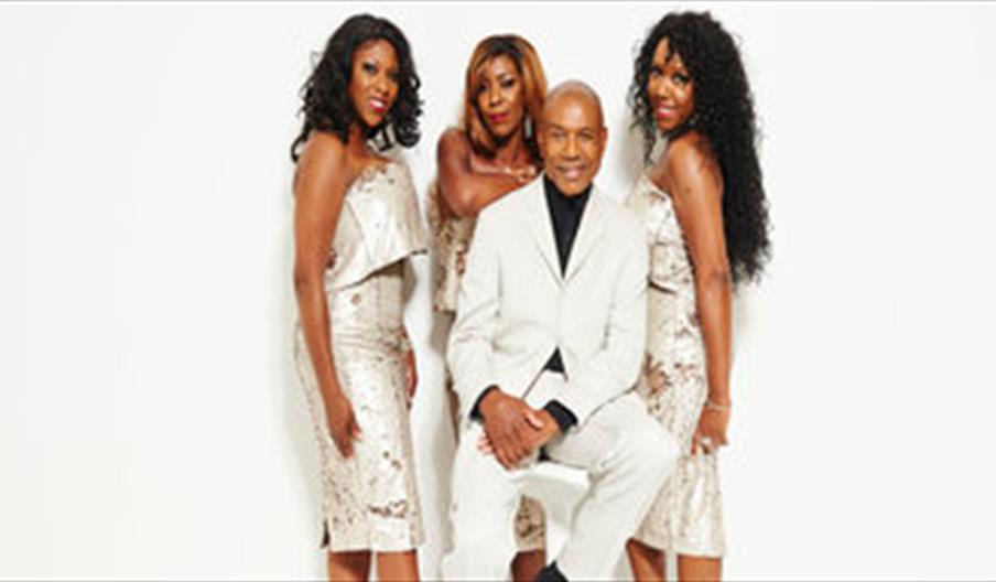Roy Hemmings Hits of Motown and Philadelphia, Babbacombe Theatre, Torquay, Devon