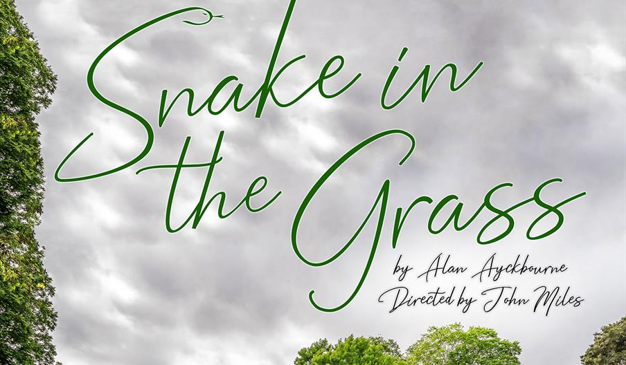 Snake in the Grass. Palace Theatre, Paignton, Devon