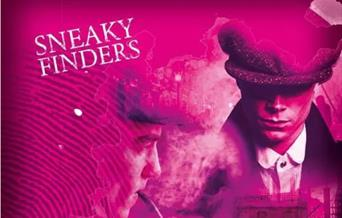 Sneaky Finders Detective Day, Torquay, Devon