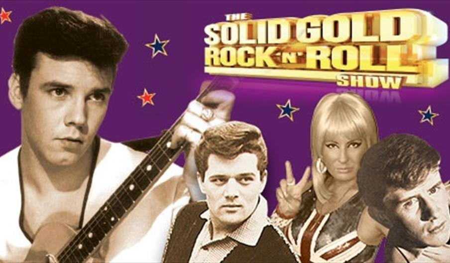 The Solid Gold Rock n Roll Show, Princess Theatre, Torquay, Devon