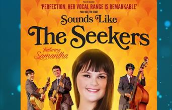 Sounds Like the Seekers, Brixham Theatre, Brixham, Devon