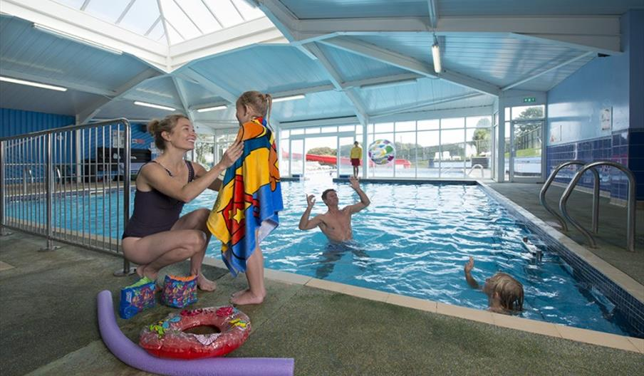 John fowler holidays south bay holiday park plenty to do brixham english riviera for The heights swimming pool timetable