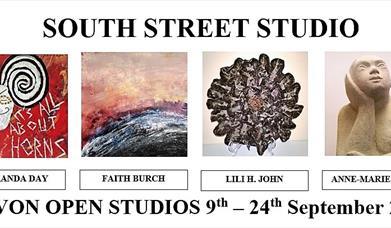 Devon Open Studios - South Street Studio (venue 147), Totnes
