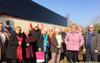 South West Group Travel Coach Trips
