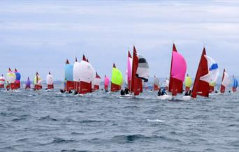 Squib National Championship, Torquay, Devon