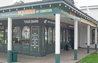Squires Restaurant and Take Away Paignton