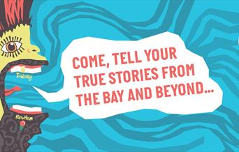 Stories Live! – True Tales From The Bay And Beyond (ARENA)