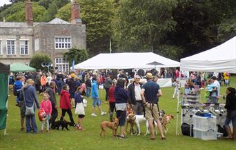Torbay Coast and Countryside Trust - Cockington Dog Day