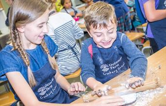 Torbay Coast and Countryside Trust - Kids Summer Cookery School