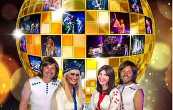 Take A Chance On Us - ABBA Tribute, Brixham Theatre, Brixham, Devon