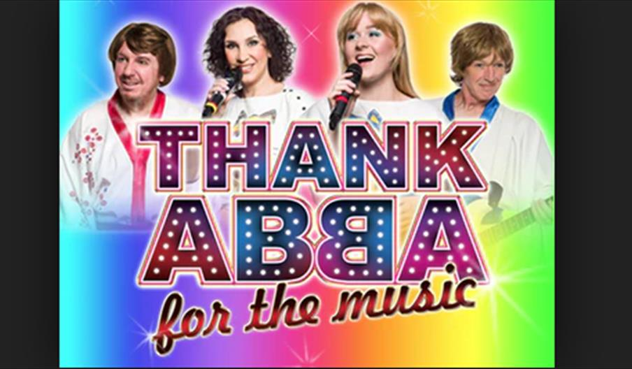 Thank Abba For the Music, Babbacombe Theatre, Torquay, Devon