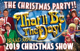 That'll Be the Day Christmas Show, Princess Theatre, Torquay, Devon