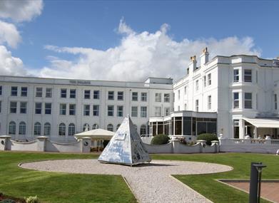Palace Hotel Paignton Christmas