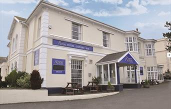 The Babbacombe Royal Hotel and Carvery Torquay, Torquay, Devon