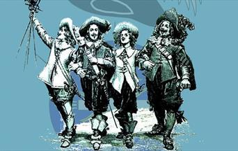 The Three Musketeers panto (Torquay)