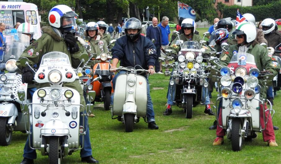 Torbay Mods on the Green
