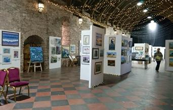 Torbay Guild of Artists - Summer Festival of Art, Torre Abbey, Torquay, Devon
