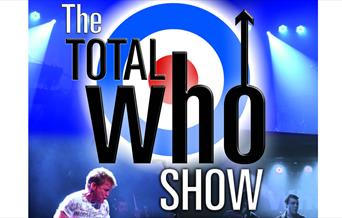 The Total Who Show, Palace Theatre, Paignton, Devon