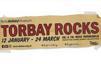 Torbay Rocks at Torre Abbey Museum, Torquay