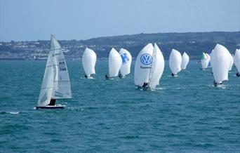 Paignton Open for Single Handed Dinghies (POSH), Paignton, Devon