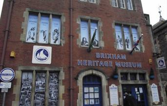 RESEARCH AND WRITING LOCAL HISTORY PANEL DISCUSSION WITH BRIXHAM HERITAGE MUSEUM