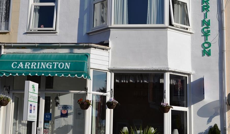 Carrington Guest House Paignton Paignton Visit English