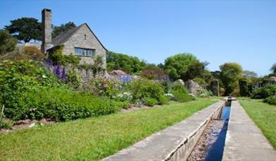 Garden Walk - Coleton Fishacre