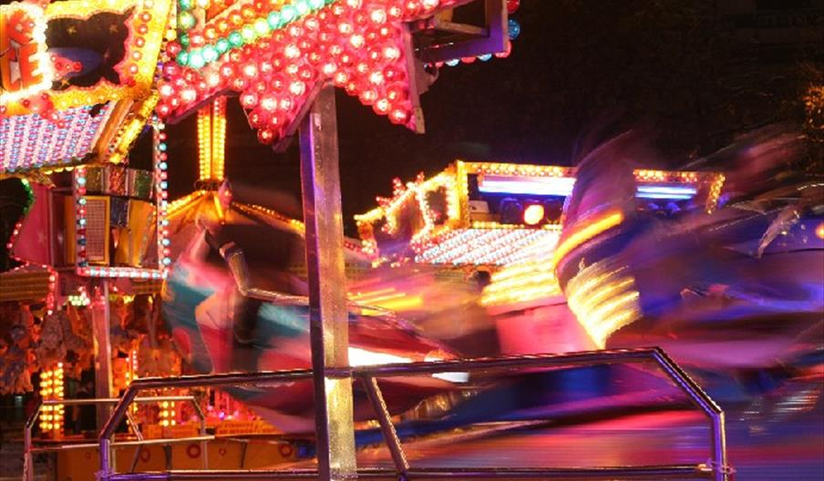 Fun Fair at Torquay and Brixham