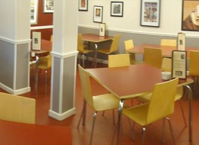 Romany Jones Cafe - Visitor Information Point