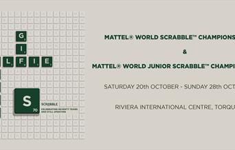 Mattel World Scrabble Championships