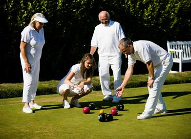 English Riviera Open Bowls Tournament 2017
