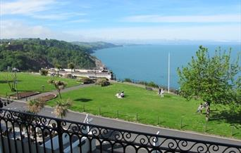 Seabreeze at Babbacombe